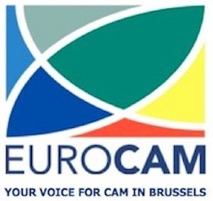 EUROCAM LOGO with slogan