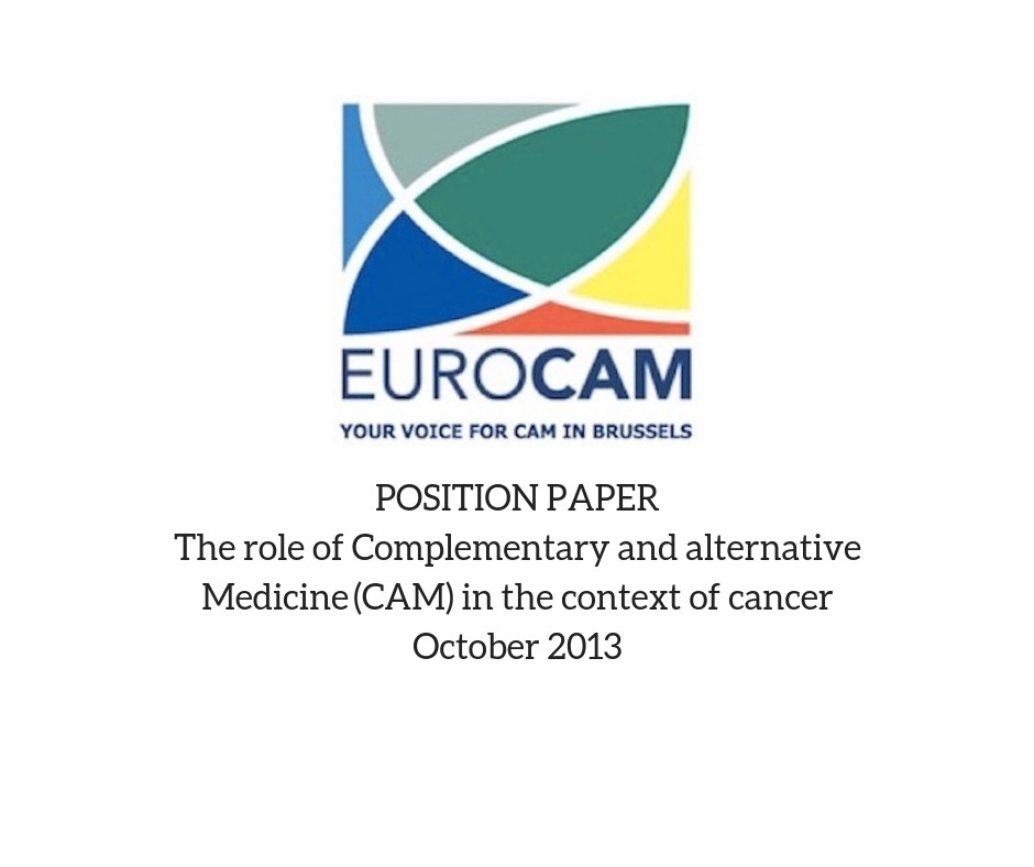 Healthy ageing, chronic disease management and the potential contribution of Complementary and Alternative Medicine (CAM) in these areas.-2