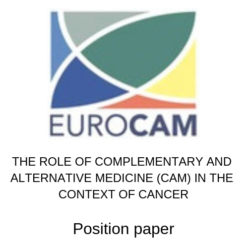 CAM IN THE CONTEXT OF CANCER
