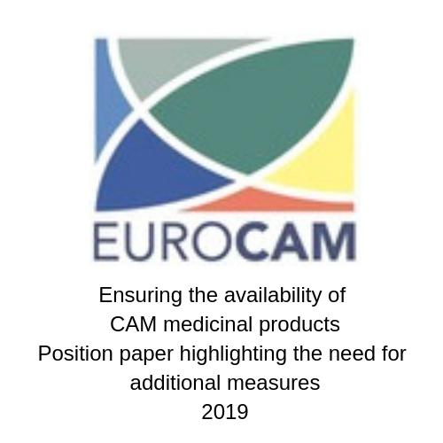 EUROCAM-availibility-CAM-medicine-2019