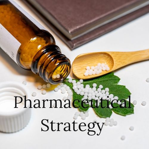 Pharmaceutical Strategy